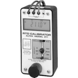калибратор температуры / для дат ALTEK Industries Corp - калибратор температуры / для датчика RTD / переносной