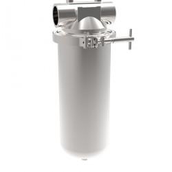 однокартриджный картер для фильт Amazon Filters Ltd - однокартриджный картер для фильтра / для газа / для жидкостей / из нержаве