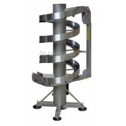 ленточный конвейер / для пакетов AmbaFlex Spiral Conveyor Solutions - ленточный конвейер / для пакетов / для картона / накопител
