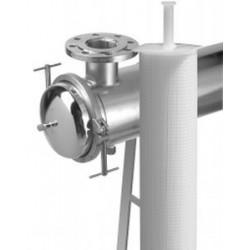 картер для фильтра с картриджем  Amazon Filters Ltd - картер для фильтра с картриджем / для газа / для жидкостей / из нержавеюще