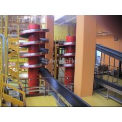 ленточный конвейер / спиральный  AmbaFlex Spiral Conveyor Solutions - ленточный конвейер / спиральный / компактный