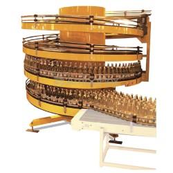 цепной конвейер / для шпуль / сп AmbaFlex Spiral Conveyor Solutions - цепной конвейер / для шпуль / спиральный