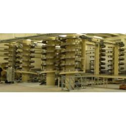 ленточный конвейер / накопительн AmbaFlex Spiral Conveyor Solutions - ленточный конвейер / накопительный / спиральный