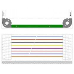 ротационное сортирующее устройст AmbaFlex Spiral Conveyor Solutions - ротационное сортирующее устройство / для упаковки из карто