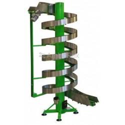 ленточный конвейер / для ящиков  AmbaFlex Spiral Conveyor Solutions - ленточный конвейер / для ящиков / накопительный / спиральн