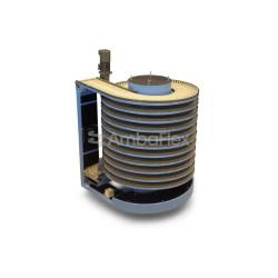 конвейер с модульной лентой / сп AmbaFlex Spiral Conveyor Solutions - конвейер с модульной лентой / спиральный