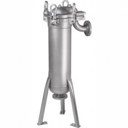 картер для фильтра сумка / для г Amazon Filters Ltd - картер для фильтра сумка / для газа / для жидкостей / из нержавеющей стали