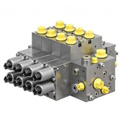 гидравлический распределитель с  AMCA Hydraulic Fluid Power - гидравлический распределитель с выдвижным ящиком / с ручным привод