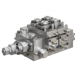 гидравлический распределитель с  AMCA Hydraulic Fluid Power - гидравлический распределитель с выдвижным ящиком / электрогидравли