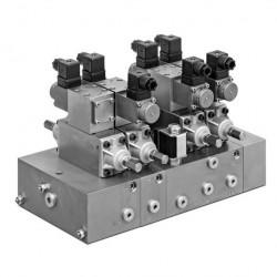пропорциональный гидравлический  AMCA Hydraulic Fluid Power - пропорциональный гидравлический распределитель / с электрическим у