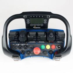 пульт дистанционного управления  AMCA Hydraulic Fluid Power - пульт дистанционного управления радио / с кнопками / с джойстиком