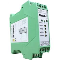 сервовариатор DC / цифровой / дл AMCA Hydraulic Fluid Power - сервовариатор DC / цифровой / для пропорционального клапана / IP20