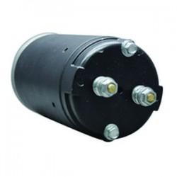 моментный двигатель DC / со щетк AMETEK Dynamic Fluid Solutions - моментный двигатель DC / со щеткой / 220В / для промышленного