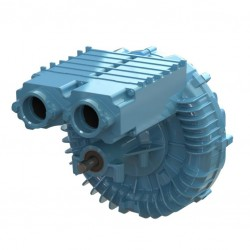 выдуватель для газов / с ротором AMETEK Dynamic Fluid Solutions - выдуватель для газов / с ротором / одноуровневый / без двигате