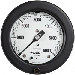 аналоговый манометр / с трубкой  AMETEK PMT Products - аналоговый манометр / с трубкой Бурдона / для процесса / для вакуума