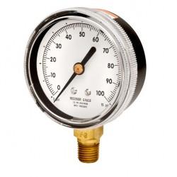 аналоговый манометр / переменное AMETEK PMT Products - аналоговый манометр / переменное давление / для процесса / для воздуха