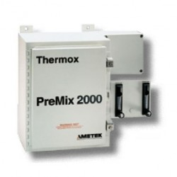 анализатор для газов / для кисло AMETEK Process Instruments - анализатор для газов / для кислорода / концентрации / непрерывного