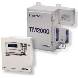 анализатор для газов / для кисло AMETEK Process Instruments - анализатор для газов / для кислорода / концентрации / встраиваемый