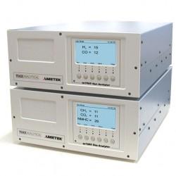 анализатор для газов / трассиров AMETEK Process Instruments - анализатор для газов / трассировки / настольный / для наблюдения