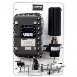 анализатор для природного газа / AMETEK Process Instruments - анализатор для природного газа / трассировки / точки росы / встраи