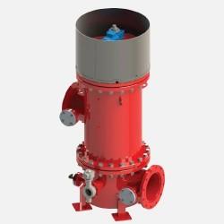 фильтр для воды / с картриджем / Amiad Water Systems - фильтр для воды / с картриджем / самоочищающийся / ATEX