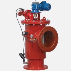 фильтр для воды / с картриджем / Amiad Water Systems - фильтр для воды / с картриджем / автоматический / самоочищающийся