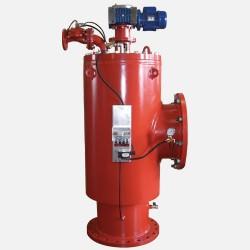 фильтр для воды / с корзиной / а Amiad Water Systems - фильтр для воды / с корзиной / автоматический / самоочищающийся