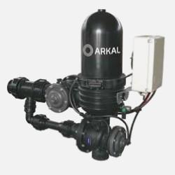фильтр для воды / с диском / ком Amiad Water Systems - фильтр для воды / с диском / компактный / автоматический