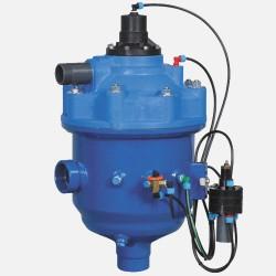 фильтр для воды / гидравлический Amiad Water Systems - фильтр для воды / гидравлический / с корзиной / самоочищающийся