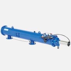 жидкостный фильтр / для воды / г Amiad Water Systems - жидкостный фильтр / для воды / гидравлический / с корзиной