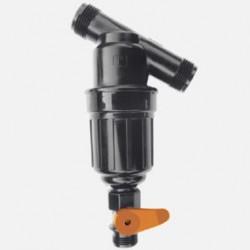 жидкостный фильтр / с корзиной / Amiad Water Systems - жидкостный фильтр / с корзиной / из пластика