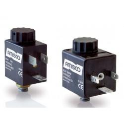электромагнитный клапан 3/2 кана AMISCO - электромагнитный клапан 3/2 каналов / NO / NF / воздух
