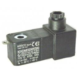 электромагнитный клапан 2/2 кана AMISCO - электромагнитный клапан 2/2 канала / NO / NF / воздух