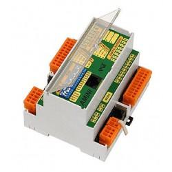программируемая автоматическая с AMiT, spol. s r.o. - программируемая автоматическая система бокс / на DIN-рейке / компактная /