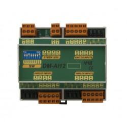 аналоговый входной модуль / RS-4 AMiT, spol. s r.o. - аналоговый входной модуль / RS-485