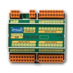 аналоговый модуль входа/выхода / AMiT, spol. s r.o. - аналоговый модуль входа/выхода / RS-485