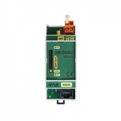 модем GSM / для промышленного пр AMiT, spol. s r.o. - модем GSM / для промышленного применения / на DIN-рейке