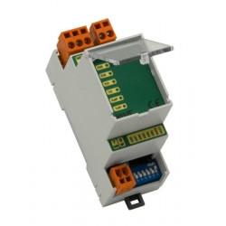 преобразователь RS-485 / на DIN- AMiT, spol. s r.o. - преобразователь RS-485 / на DIN-рейке