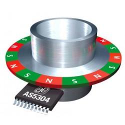 линейный датчик положения / магн ams AG - линейный датчик положения / магнитный / цифровой