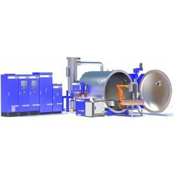 термический плазменный вакуумный AMT AG - термический плазменный вакуумный проекционный аппарат / модульный / для покрытия / эле