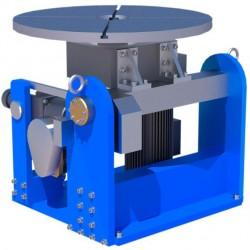 роторный стол с двигателем / гор AMT AG - роторный стол с двигателем / горизонтальный / откидной
