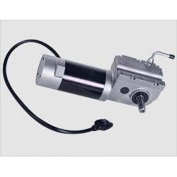 сервомоторедуктор с угловым реду AMT Schmid GmbH & Co. KG - сервомоторедуктор с угловым редуктором / с винтовой зубчатой передач