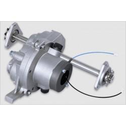 моторедуктор DC / с параллельным AMT Schmid GmbH & Co. KG - моторедуктор DC / с параллельными валами / с прямой зубчатой передач