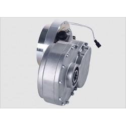 сервомоторедуктор с параллельным AMT Schmid GmbH & Co. KG - сервомоторедуктор с параллельными валами / с прямой зубчатой передач