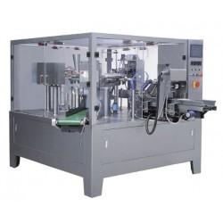 автоматическая наполнительная /  AMTEC Packaging Machines - автоматическая наполнительная / упаковочная машина / ротационная / д