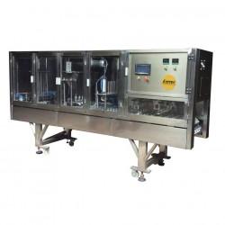 автоматическая фасовочно-запаива AMTEC Packaging Machines - автоматическая фасовочно-запаивающая машина / для порошка / для расф