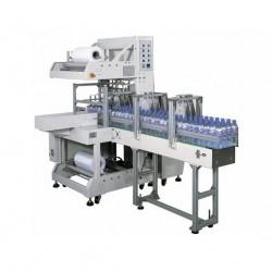 автоматическая обверточная машин AMTEC Packaging Machines - автоматическая обверточная машина / для бутылок / для термоусадочной