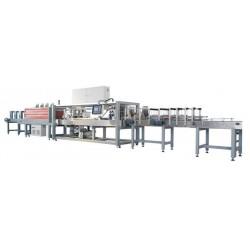 автоматическая обверточная машин AMTEC Packaging Machines - автоматическая обверточная машина / для термоусадочной пленки / с не