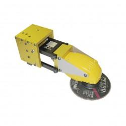 орбитальный шлифовальный станок  AMTRU - орбитальный шлифовальный станок для удаления заусенцев / пневматический / для робота /