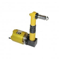 стержень для скашивания кромок / AMTRU - стержень для скашивания кромок / для расточки / с пневматическим двигателем